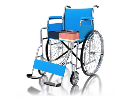 Protex Wheelchair Cushion